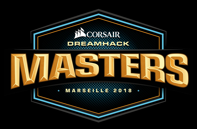 CORSAIR DreamHack Masters Marseille 2018